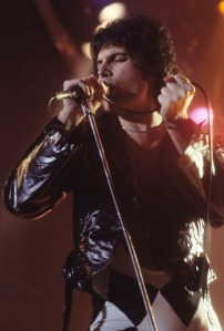 Biggest regret: I will never get to see Queen live.
