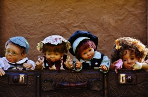 collect dolls