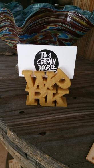 WPRK cards