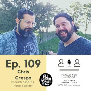 109 Chris Crespo